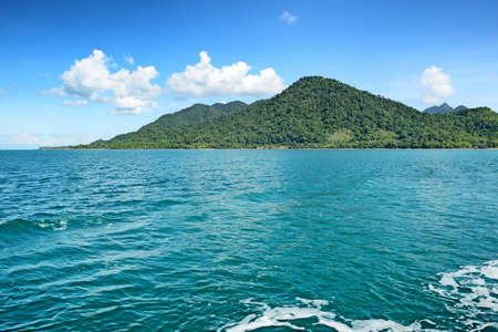 Chang tropical islands, Trat archipelago in Thailand photo