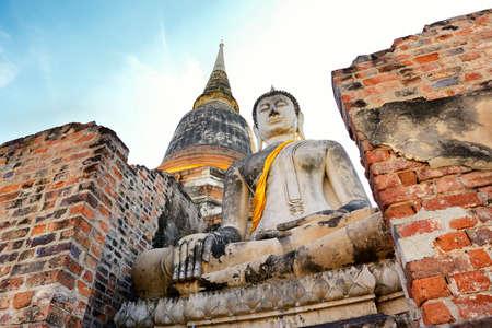 Buda e pagode no parque hist