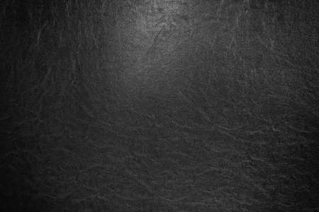 seamless leather: Black leather texture and background