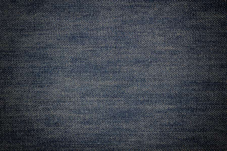 Blue jean texture and background photo