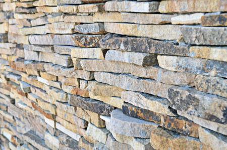 sandstone: Texture of sandstone perspective view