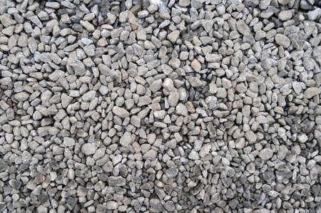 scoria: Gray gravel background
