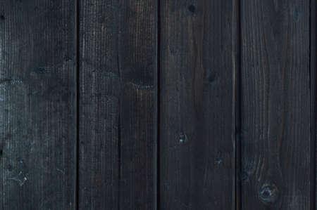 back gate: Black Wood Texture