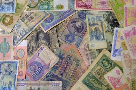 dolar: Textura de dinero viejo