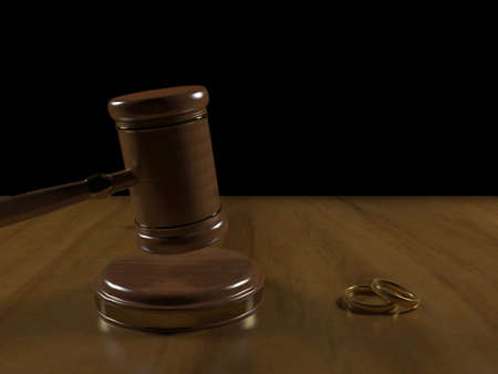 proceedings: court gavel