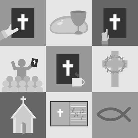 commandments: religion icon