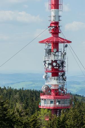 transmitter: Big transmitter