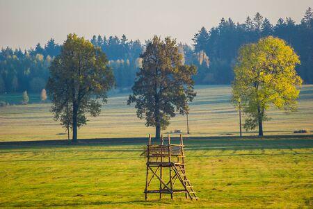 watchtower: Hunting watchtower