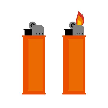 lighter vector icon. lighter sign on white background. lighter icon for web and app.