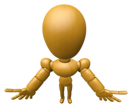 3d doll: 3D Wood Doll Mascot has been directed towards document. 3D Wooden Ball Jointed Doll Character Design Series.