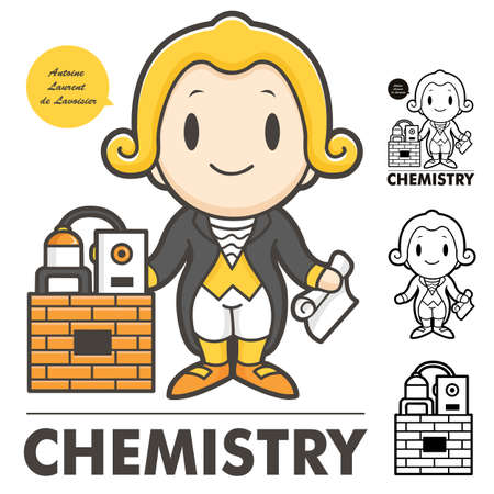 father in law: Lavoisier the father of modern chemistry. Lavoisier, Antoine Character