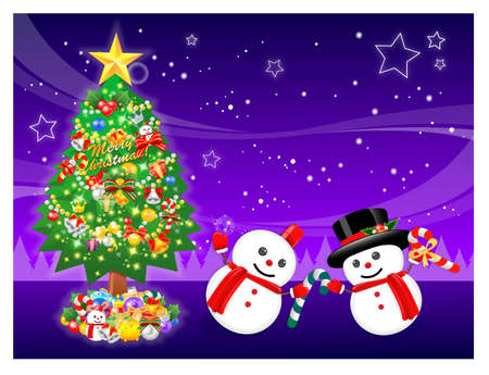 commemoration day: Snowman Mascot the event activity. Christmas Character Design Series.