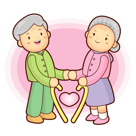 elder: The new darling of the elderly. an elder Character