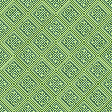 bluish: Bluish Green Colors Square grid Pattern design. Korean traditional Pattern Design Series.