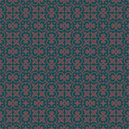 artnouveau: Charcoal Colors Art Nouveau Style Plant Pattern design. Original Pattern and Symbol Series.