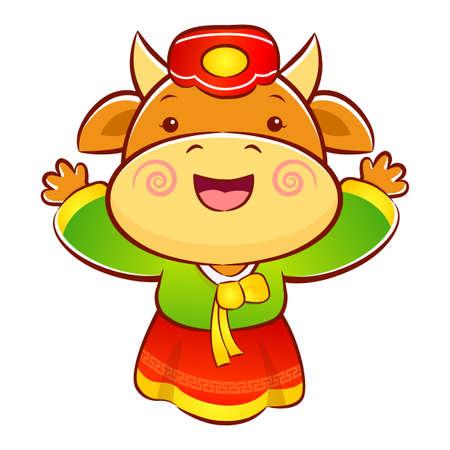 bullock: Bull Mascot has been welcomed with both hands.