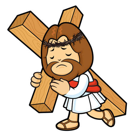 confessor: Jesus Character bears one�s cross.