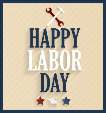 celebration day: Happy Labor Day