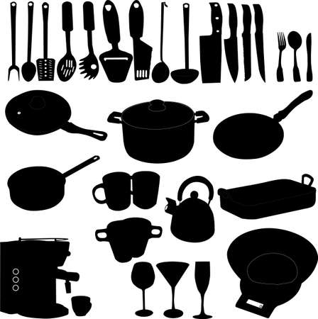 kitchen tool - vector Vector