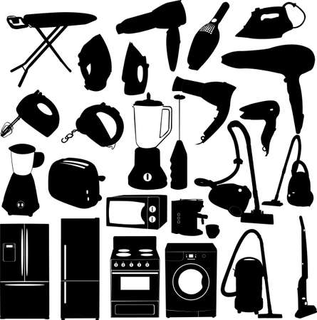 domestic set Stock Vector - 6606163