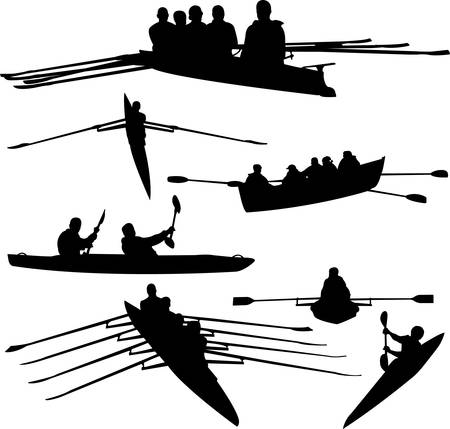 rowing boat: rowing collection