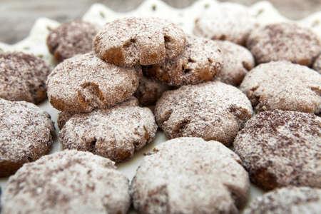 メキシコのウェディングクッキー - 自家製ケーキ