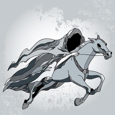 mythological: Mythological Nazgul. The series of mythological creatures