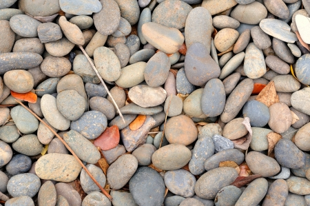 Many stone are steppingstone  photo