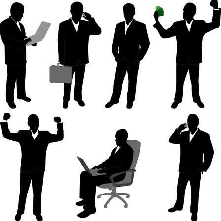 business man - vector