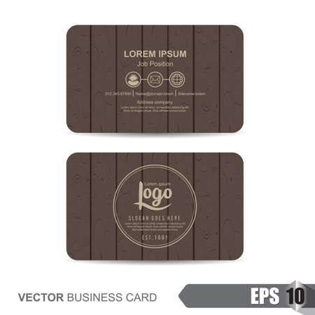 visit: business card template,Vector illustration Illustration
