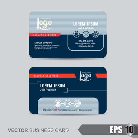 business card template,Vector illustration Illustration