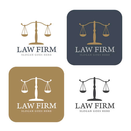 fermo: law firm,law office corporate identity template,Corporate identity,vector illustrator Vettoriali