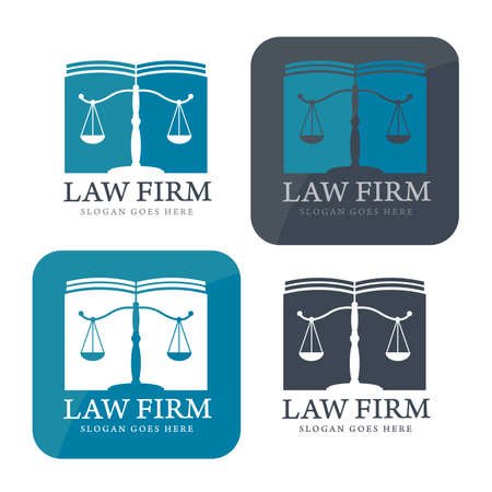 law report: Law logo,law firm,law office,law Logotype corporate identity template,Corporate identity,vector illustrator