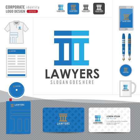 firm: Corporate identity illustrator Illustration