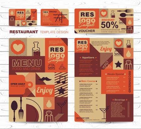 Big set of restaurant and cafe menu designvoucherbusiness card big set of restaurant and cafe menu designvoucherbusiness cardrestaurant cafe wajeb Choice Image