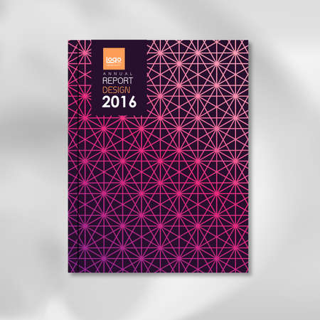 poster template: Modern Vector design template with abstract pattern background design for corporate business annual report book cover brochure flyer poster,collection packaging design,vector illustration