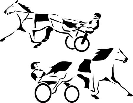 drafsport Vector Illustratie