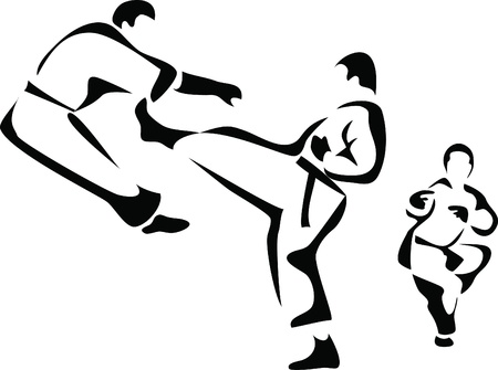 kung: karate