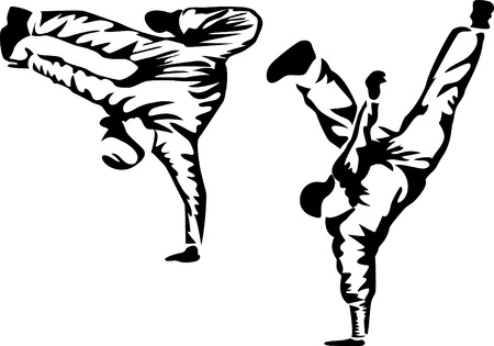 break dancer Vector