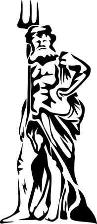 neptune logo Vector