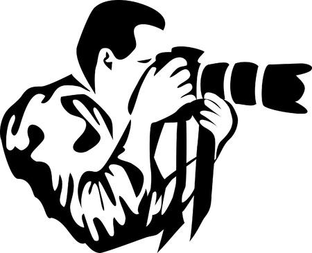 sparare: fotografo