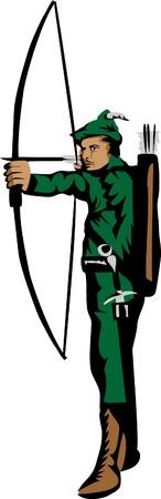 robin: fairy archer