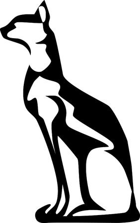oriental cat logo