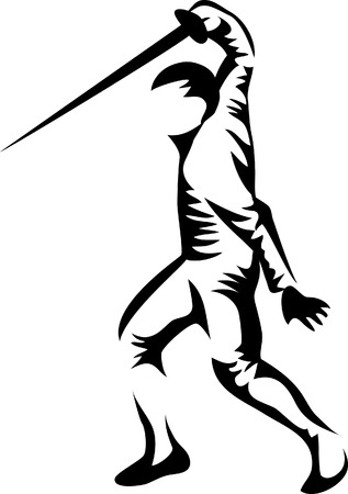 swordsman: swordsman