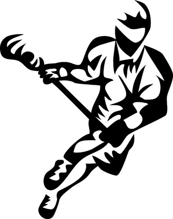 lacrosse speler