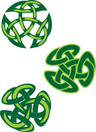 celts: celtic endless knot
