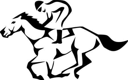 derby: racing horse
