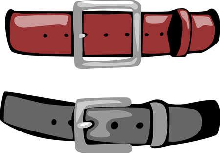 waistband: male belt