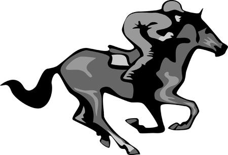 steeple: racing horse