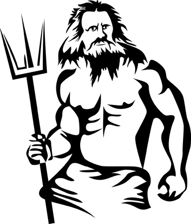 greek gods: poseidon